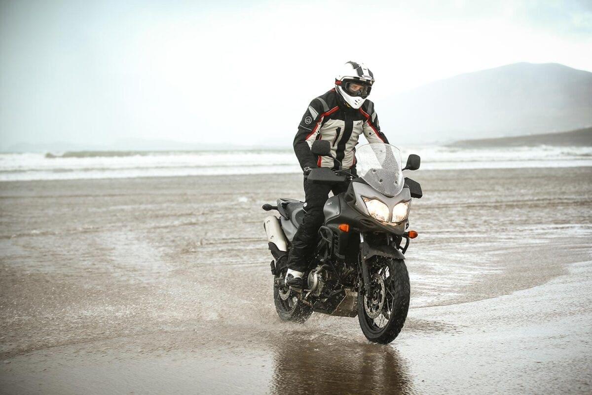 Dane Lyngby Gore-Tex Trousers Waterproof with Protectors Black