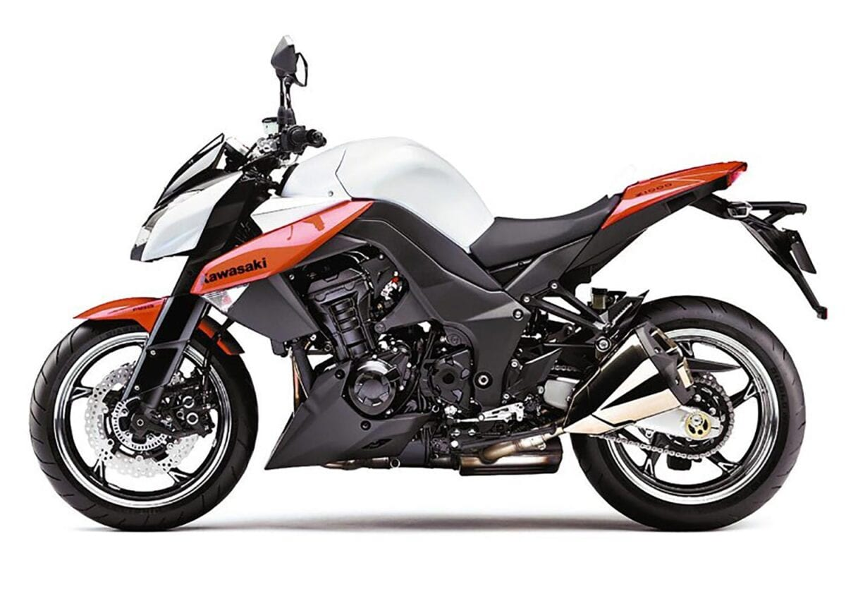 Used Bike Test Kawasaki Z750 And Z1000 Motorcycle Sport Leisure