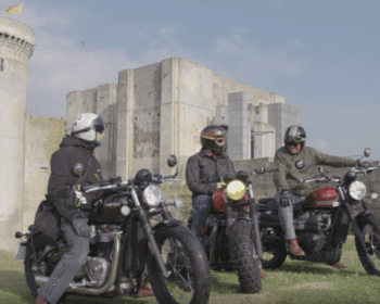 Charley Boorman in France