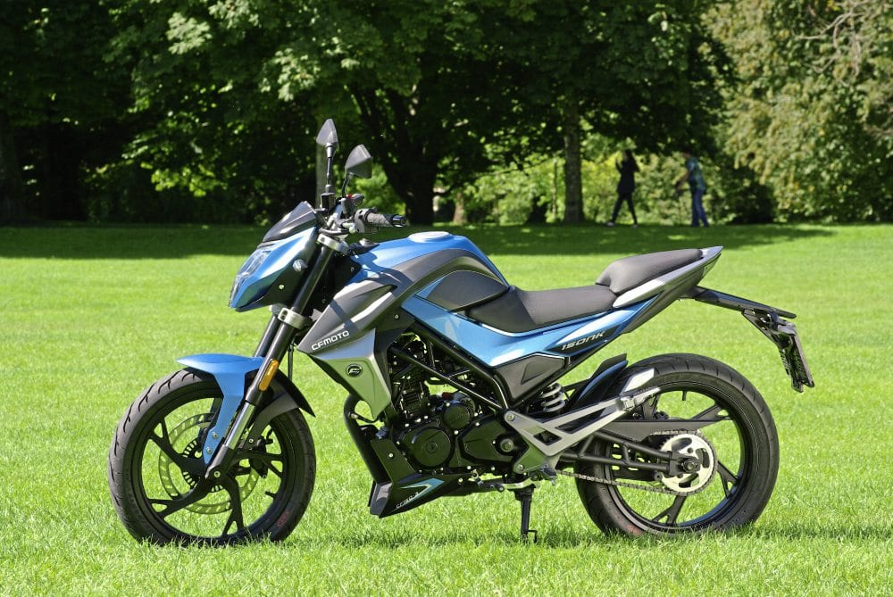 CFMoto 150NK-03 - Motorcycle Sport & Leisure