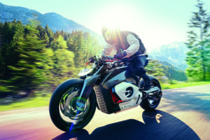 BMW electric bike