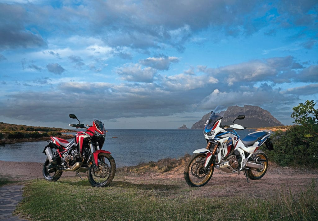 Honda Africa Twin & Adventure Sports