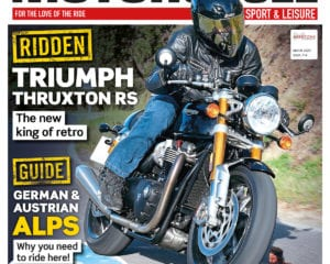 Motorcycle Sport & Leisure cover