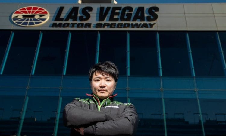 Kawasaki H2 Project Manager Koji Ito