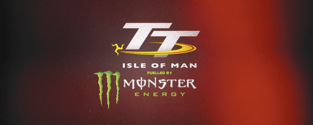 TT Isle of Man fuelled by Monster Energy