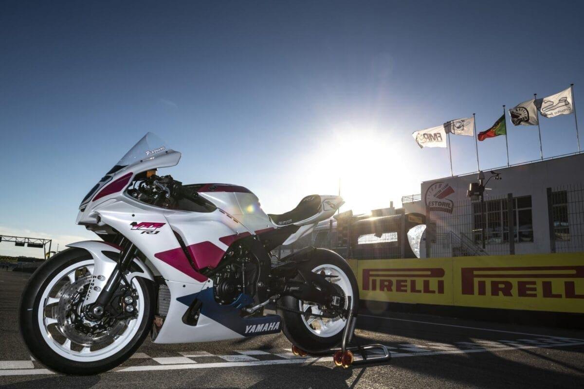 'Piro' Replica Yamaha R1