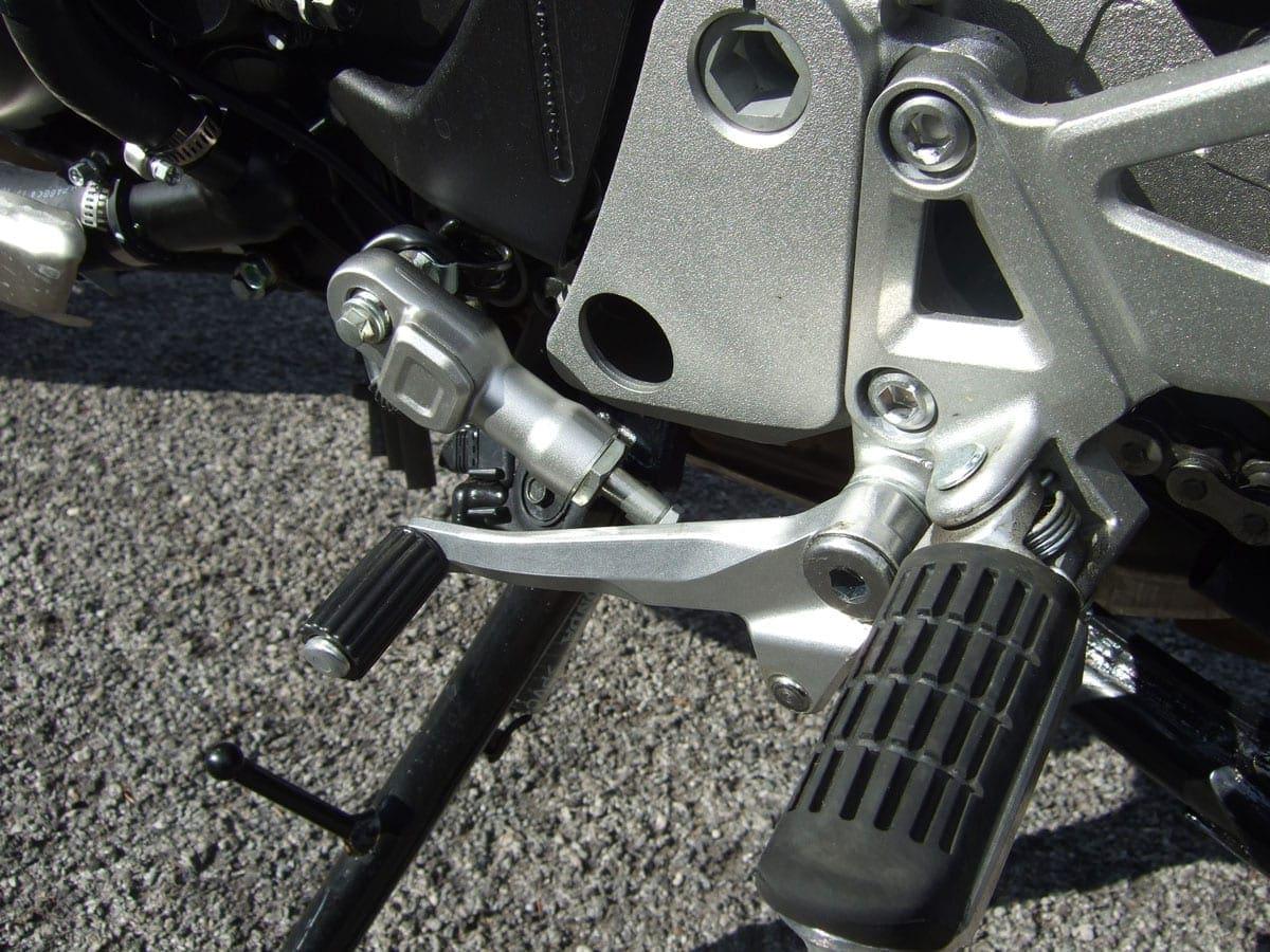 Honda VFR800 Quickshifter