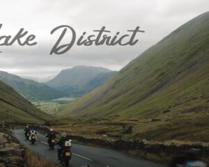 Lake District video maps and gpx files